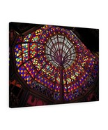 "Old Louisiana State Capitol Canvas 24"" x 18"" Gallery Wrapped Print by BL... - $69.99"