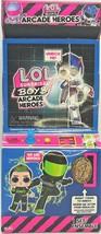L.O.L. Surprise Boys Arcade Heroes ~ 15 Surprises including 6 piece Hero suit - $24.73