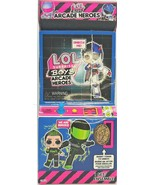 L.O.L. Surprise Boys Arcade Heroes ~ 15 Surprises including 6 piece Hero... - $24.73