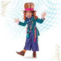 Disney Store Mad Hatter Costume & Hat Sz 5/6 - $69.99