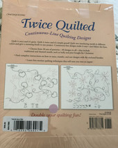 That Patchwork Place Glorianne Cubbage Twice Quilted Continuous-Line Design Pack - $19.30