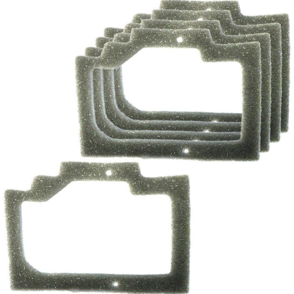 5x HQRP Foam Gasket Air Filters for Homelite UT-10605 UT-10606 UT-10608 UT-10609 - $10.65
