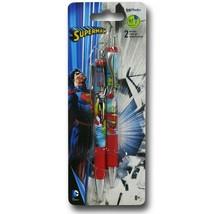 Superman Gel Pen 2-Pack Blue - $8.98