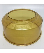 NuWave Pro Plus Infrared Oven 13 inch Yellow/Amber Replacement Dome #22050  - $42.06