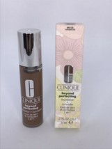 Clinique Beyond Perfecting Foundation + Concealer WN # 125 Mahogany 0.2 Oz - $8.86
