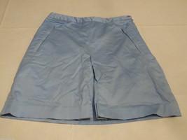 Femmes Ralph Lauren Golf Jupe avec Short Revêtement 4 Bleu EUC D'Occasion # - $16.03