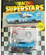 NASCAR Racing SuperStars Pete Hamilton #40 AA20-NC8116 - $29.95