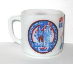 Vintage Federal Glass American Freedom Train Coffee Mug (Made in USA) - $11.88