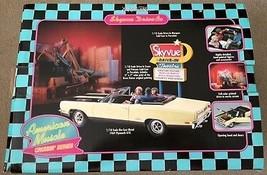 ERTL American Muscle Cruisin' Series Skyvue Drive In w/1969 Plymouth GTX... - $84.62