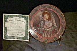 """""""Hope"""" Commemorative Plate by Donna Richardson AA20-CP2312 Vintage Gardens of In image 3"""