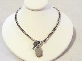 Sterling silver 925 pendant & necklace - $45.00