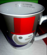 Starbucks Snowman When We're Together Even the Coldest Day Feels Warm Co... - $7.91