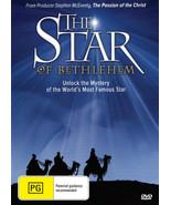 THE STAR OF BETHLEHEM  Documentary  Religous ALL REGION DVD - $8.70