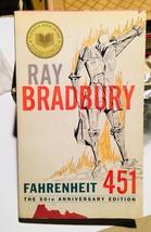 Fahrenheit 451 - Ray Bradbury signed - $48.02