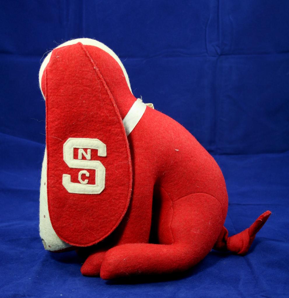 Vintage North Carolina State College Souvenir Dog