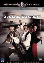 Jade Tiger DVD - Ancient China Zhao & Tang Clan Martial Arts Action movie - $19.99