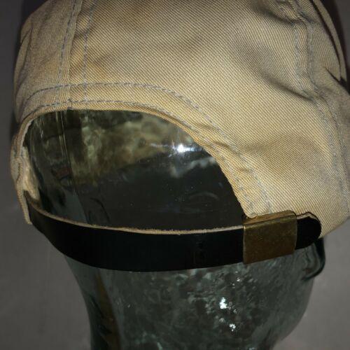Vintage DUCKS UNLIMITED Sponsor 80s USA Hat Cap Strapback Dorfman Pacific ROPE image 8