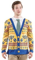 Ugly Hanukkah Sweater Mens Adult Costume Halloween Party FR122019 - €42,39 EUR