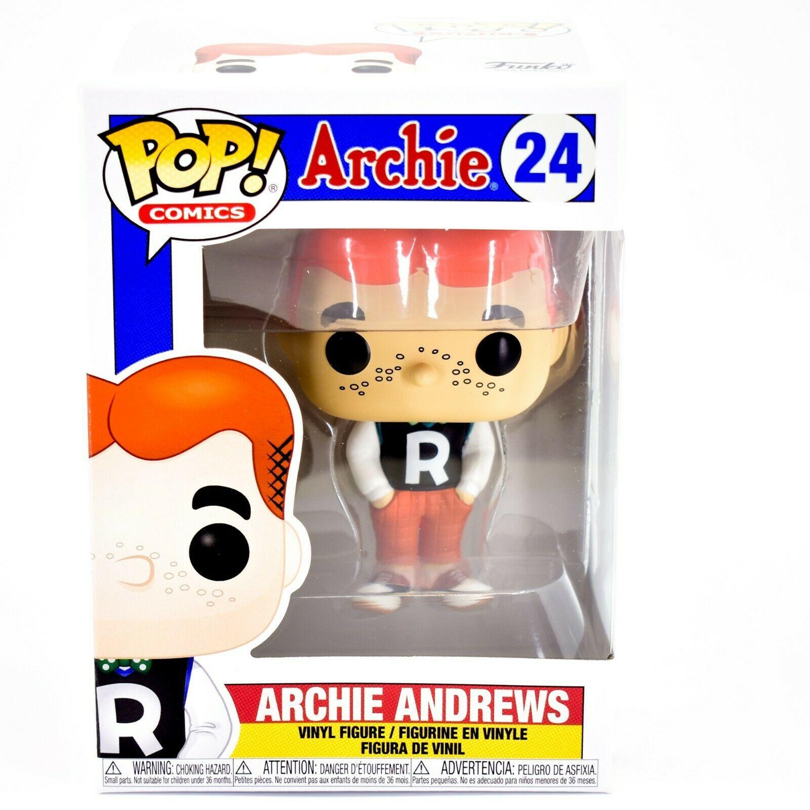 Funko Pop! Comics Archie Andrews #24 Vinyl Figure