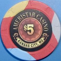 $5 Casino Chip. Ameristar, Kansas City, MO. V98. - $5.99