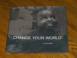 Change Your World    Joyce Meyer - $10.59