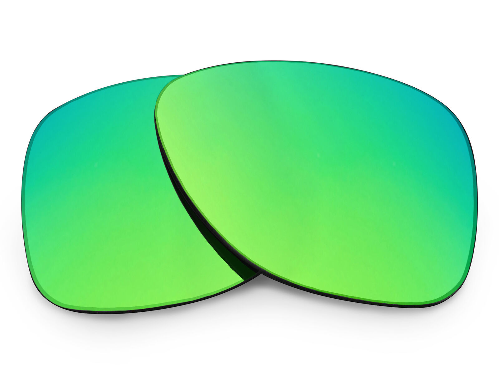 Primary image for Polarized Replacement Lenses for-Oakley Dispatch 2 Sunglasses Anti-Scratch Green