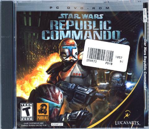 star wars republic commando game pc