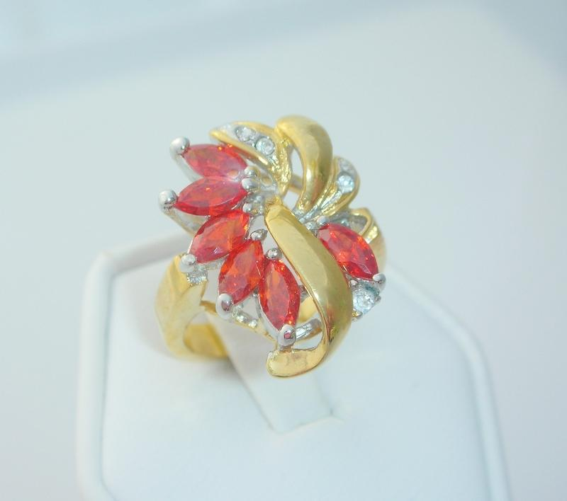 Swarovski Austrian Crystal Ladies Ring