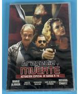 Tragedia Y Muerte DVD Spanish Language Mario Almada NEW SEALED RARE OOP ... - $6.85