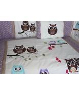Crib Bedding Set 10-piece Bedroom Toddler Kids Boys Girls Nursery Soft C... - $169.29