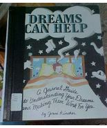 1988 Journal Guide Understanding Dreams Can Hel... - $3.50
