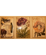 Floral Botanical  Switchplate by Now That's a S... - $18.50