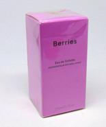 H&M BERRIES LUSCIOUS PULP  Eau de Toilette Spray  20ml / 0.7Fl.oz NIB - $15.79