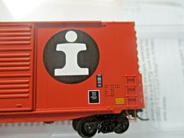 Micro-Trains # 10100150 Illinois Central Gulf 40' Hy-Cube Box Car N-Scale image 3