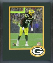 Za'Darius Smith 2019 Green Bay Packers -11x14 Team Logo Matted/Framed Photo - $42.95