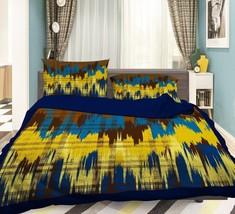 3D Color Grids 2 Bed Pillowcases Quilt Duvet Cover Set Single Queen King Size AU - $90.04+
