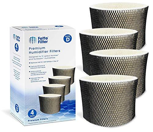 Fette Filter - Humidifier Filter Compatible with Holmes HWF75, HWF75CS, HWF75PDQ