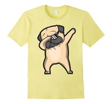 Dabbing Pug Shirt - Cute Funny Dog Dab T-Shirt Men - $17.95+