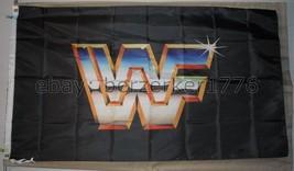 WWF World Wrestling Federation Wrestling 3'x5' flag banner - WCW, WWF, WWE - $25.00