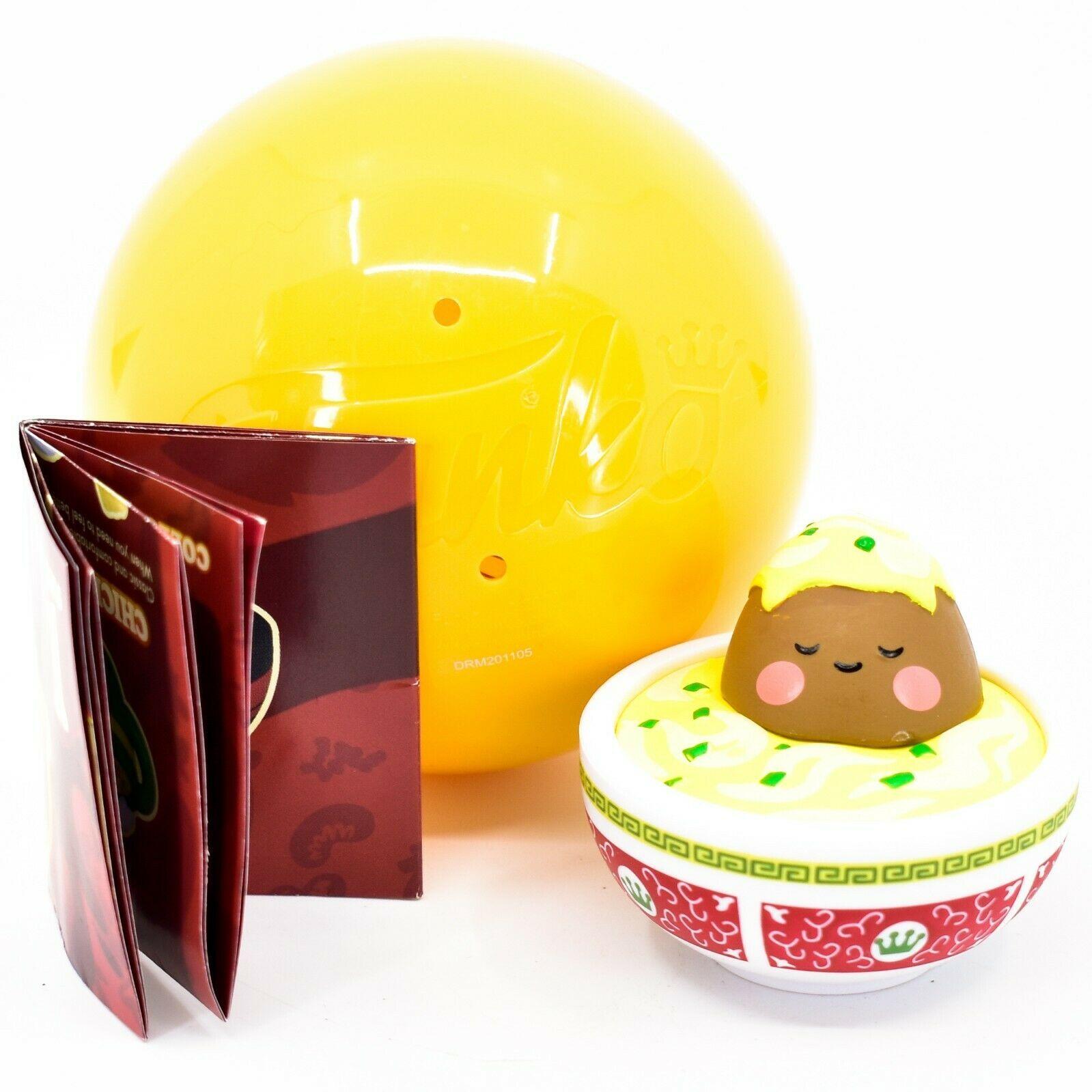 Funko Paka Paka Soup Troop Series 1 Egg Drop 1/18 Chase Mini Figure
