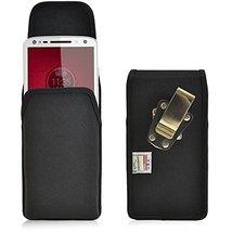 Turtleback Belt Clip Case Compatible with Motorola Droid Turbo 2 Black V... - $36.62