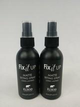 2x KOKIE COSMETICS - Setting Spray Fix It Up - 2.02 fl. oz. (60 ml) - $15.95