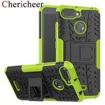 Armor Case Redmi 6A Case For Xiaomi Redmi 6A Case Silicone Hybrid Heavy ... - $7.99