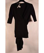 Diane Von Furstenberg Womens 100% Cashmere Black Cardigan Sweater Black P - $49.50