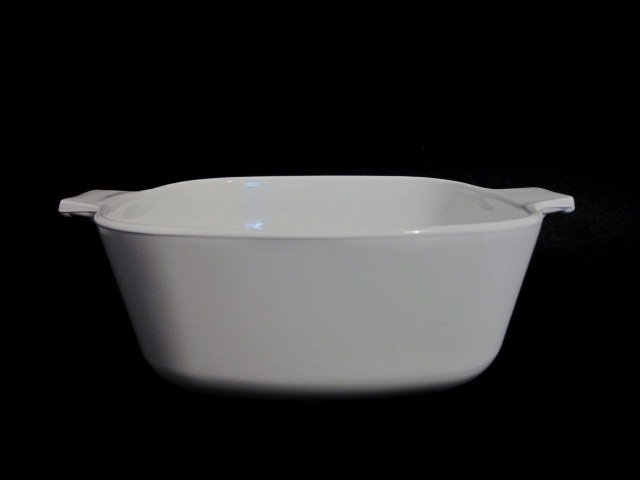 Primary image for Special order - Corning Ware White Cookmates 1-1/2 Qt Casserole SP 1-1/2
