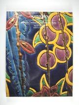 Sothebys March 1990 Catalog 20th Century Decorative Art Deco Nouveau Tif... - $42.06