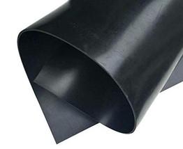 """Neoprene Rubber Sheet, Rolls, Strips 3/32"""" .093"""" Thick x 18"""" Wide x 36"""" Long Sol"""