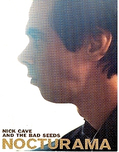 NOCTURAMA Nick Cave and the Bad Seeds Promo Card