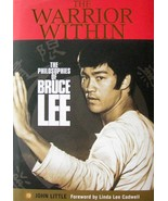 1996 THE WARRIOR WITHIN PHILOSOPHIES OF BRUCE LEE KARATE KUNG FU MARTIAL... - $14.99