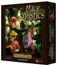 Mice and Mystics - Downwood Tales Expansion - $99.95